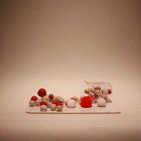 Welshpool High School Set 102B - Water molecule model H2O