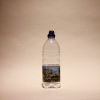 Jennifer Lunn (21/06/2014) - Water from the tap in our flat in the sky (25th floor of tower block looking over London)